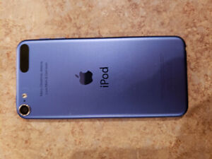 Ipod touch 6th generation 32gig