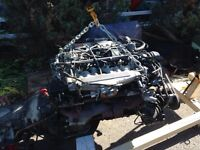 1985 Jag XJS12 V12 engine with less than 90k km