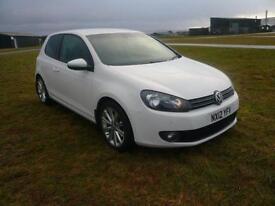 Volkswagen Golf 2.0TDI ( 140ps ) 2012MY Match