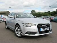2012 AUDI A6 2.0 TDI SE Sat Nav Leather Bluetooth