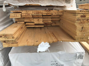 1x8 Red Pine Straight Tongue & Groove - LUMBER OUTLET