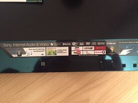 Sony Internet Audio and Video Surround Sound Blue Ray Player (5.1)