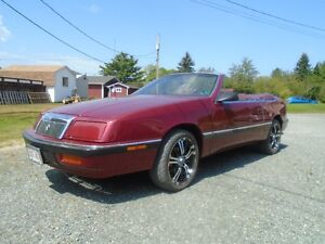 For Sale 1988 Chrysler Le Baron