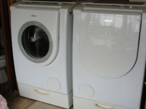 Bosch Front Load Washer & Dryer
