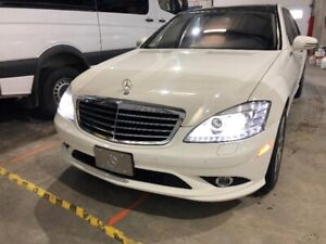 2007 Mercedes Benz S550 4Matic Low Mileage Only 78K