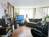 Renovated 1 Bedroom: Steps to Westend, Seawall and Yaletown