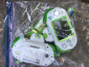 Leapster Explorer x2 with 5 games