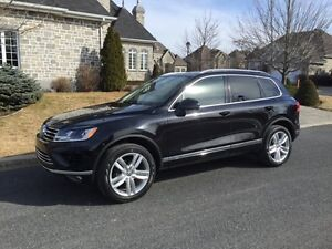 Volkswagen Touareg lease/bail/location transfer - deal