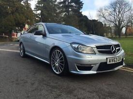 2013 Mercedes Benz C Class C63 2dr Auto 2 door Coupe