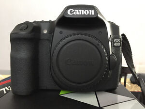 Canon Body, Lens and Flash