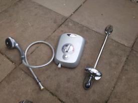 Gainsborough 10.5 scl shower