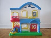 Toy House ''Fisher Price''