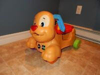 Walking Puppy Fisher Price
