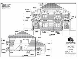 Drafting services in ottawa kijiji classifieds for Architectural plans and permits