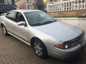2000 Oldsmobile Alero-Original Owner, Never Winter Driven