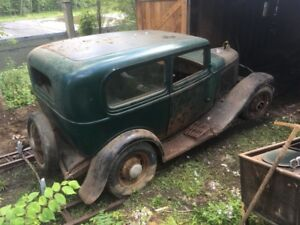 1932 Ford Windshield Frame WANTED