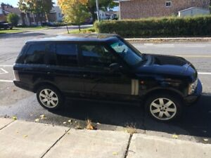 Disponible,  2004 Range Rover Westminster SUV , Crossover