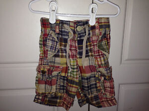 Assorted 3T boys shorts, $1-2/pair