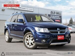 2017 Dodge Journey Accident Free, All-Wheel Drive, Leather, 7 Pa