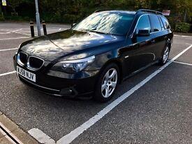 BMW 520d SE {full service history} auto estate