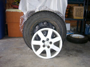 Winter Tires, Rims and Hubcabs