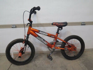 Boys bike. Great condition. 16 inch wheels
