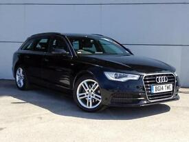 2014 AUDI A6 2.0 TDI Ultra S Line S Tronic 5dr Avant With Paddle Shift
