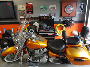 Amazing 2006 Yamaha Road Star 1700cc