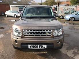 Land Rover Discovery 4 3.0TDV6 ( 242bhp ) 4X4 Auto XS - Only 114K