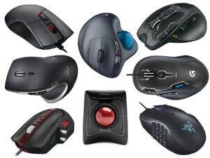 Defective computer mice / mouse and trackballs