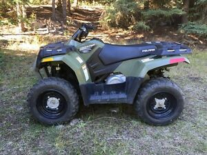2007 Polaris Hawkeye 300 2wd