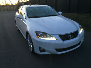 2012 Lexus IS 250 AWD (CUIR + TOIT)