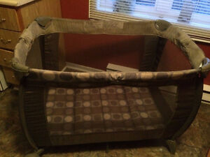 Unisex, Playpen, Please see pictures attached. $35 obo