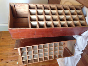 Homemade Storage Cabinets