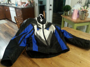 Ladies Firstgear Motorcycle Jacket  Size Small