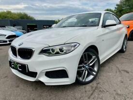 image for 2017 BMW 218i M Sport 1.5 ( 136bhp ) ( s/s ) Auto **Low Mileage - 50 MPG - Nav**