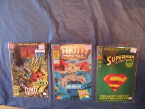 COMICS - MULTIPLE TITLES # 1 - REDUCED!!!!