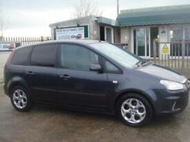 Ford C-MAX 1.6 16v 100 2007.5MY Zetec PAY AS YOU GO TODAY FSH