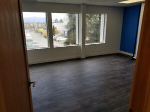 Totally renovated new style Office Space Near Metrotown Mall.