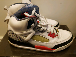 Nike Air Jordan spizike 2010 release size 9 8/10 condition