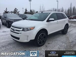 2014 Ford Edge SEL   - Leather Seats - Navigation - $205.57 B/W