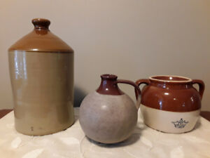 Stoneware and Pottery