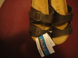 Betula Comfort Double-Strap Sandal New W/ Tags