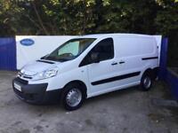 a424e64b56 2014 64 Citroen Dispatch 1.6HDi 1000 ( 90 ) L1H1 Enterprise Diesel Van