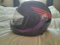 Lazer Motorcycle/Scooter/SkiDoo Helmet