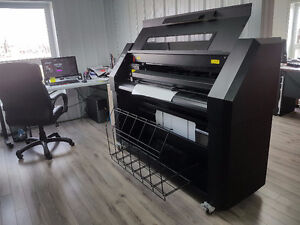 Summa DC4sx  Thermo Printer