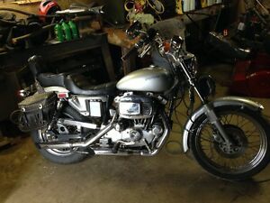 1981 sportster 1000 cc to trade for a seadoo