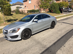 2016 Mercedes-Benz CLA 250 4Matic - Lease Takeover - $499/mnth!!