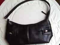Dorothy Perkins little dark brown bag New