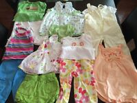 18-24 month girls summer outfits